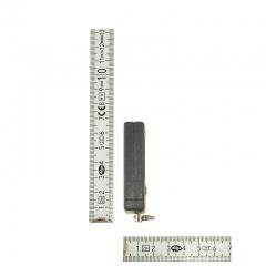 Pilot-Hormann-mikronadajnik-HSE-2-40685-MHz-2-kanałowy-bok-wymiary