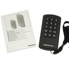 Nadajnik-przemysłowy-Hormann-HSI-15-BS-BiSecur-868-MHz-do-sterowania-max-15-odbiornikami-zawartość-opakowania