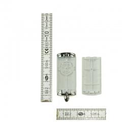 Obudowa-nadajnika-HSE-2-BiSecur-biała-od-wewnatrz-wymiary