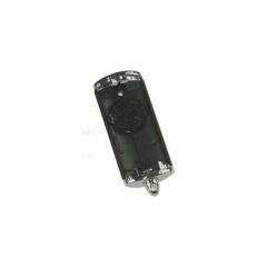Obudowa-nadajnika-HSE-2-BiSecur-czarna-matowa-od-wewnątrz-przód