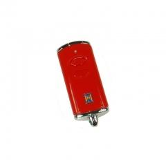 Obudowa-nadajnika-HSE-2-BiSecur-czerwona-na-zewnątrz-przód