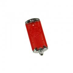 Obudowa-nadajnika-HSE-2-BiSecur-czerwona-od-wewnątrz-przód