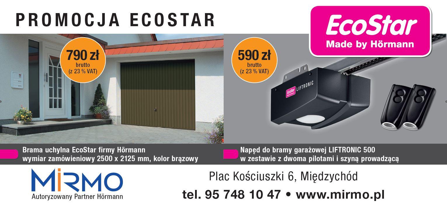 promocja ecostar na stronę mirmo